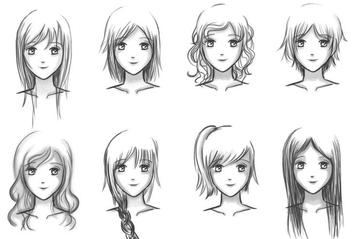 how to draw an anime girl step by step pin on art draw step step an to girl by how anime