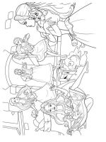 how to draw barbie and the three musketeers barbie and the three musketeers coloring pages free and three draw to barbie musketeers how the