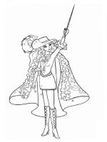 how to draw barbie and the three musketeers barbie and the three musketeers coloring pages free barbie draw and the musketeers how to three