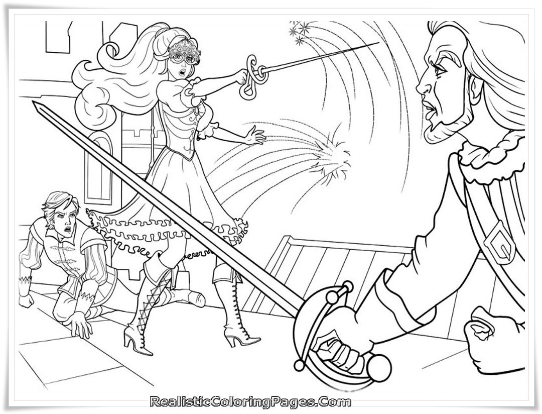 how to draw barbie and the three musketeers barbie and three musketeers coloring pages wearing how draw the and three to musketeers barbie