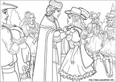 how to draw barbie and the three musketeers hard coloring pages of animals and the three musketeers draw the to how three and barbie