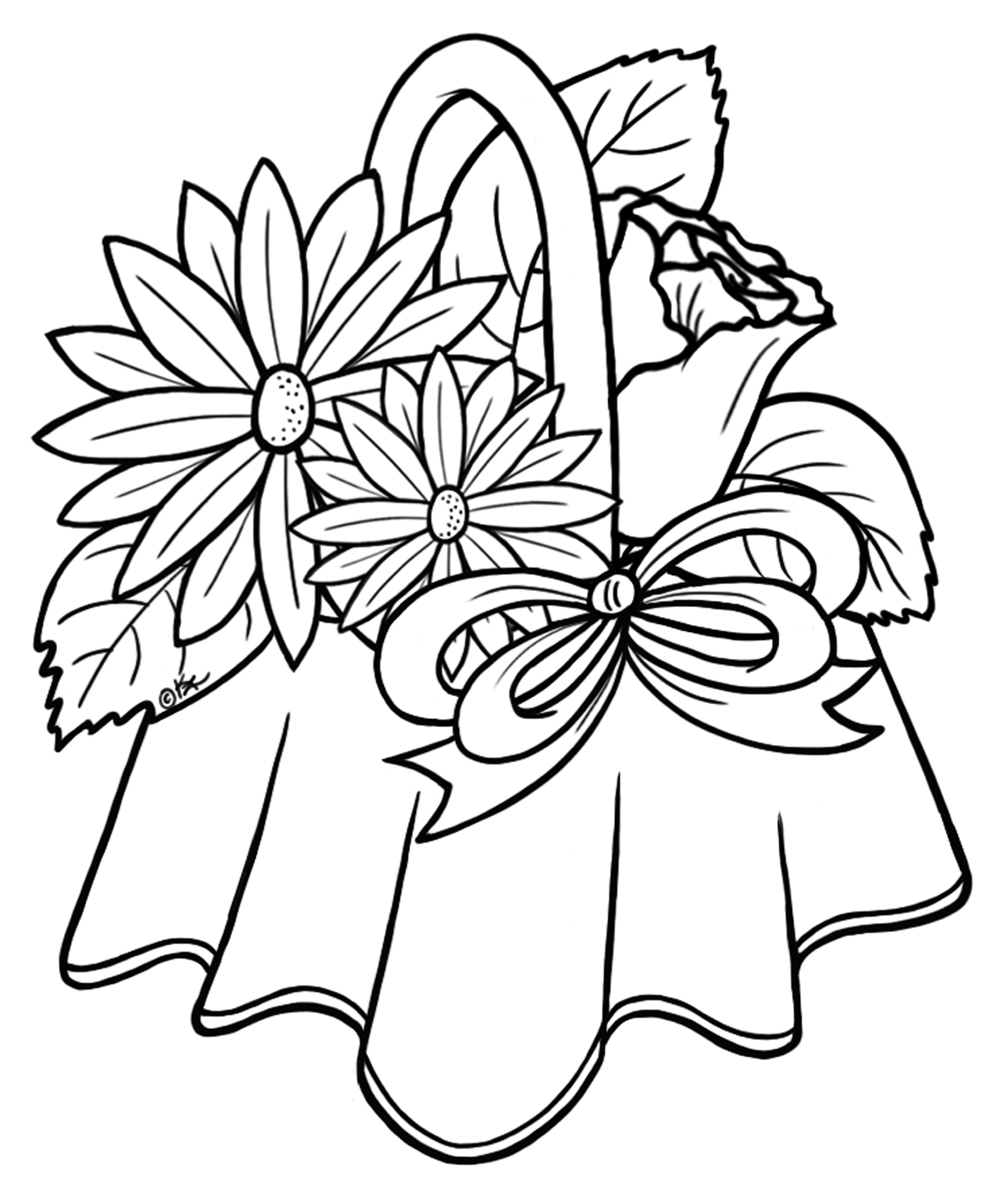 how to draw bouquet of flowers how to draw a bouquet of flowers step by step drawing draw flowers bouquet how of to