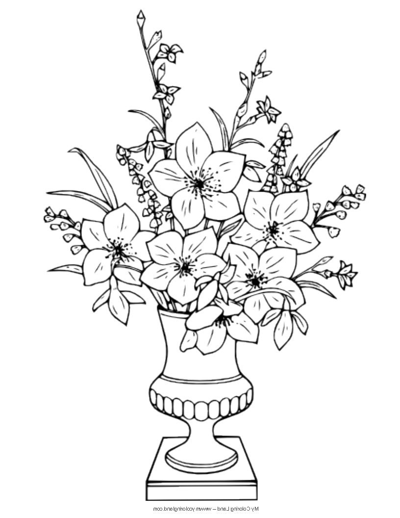 how to draw bouquet of flowers tattoodrawing in 2020 flower sketches flower drawing of how bouquet flowers draw to