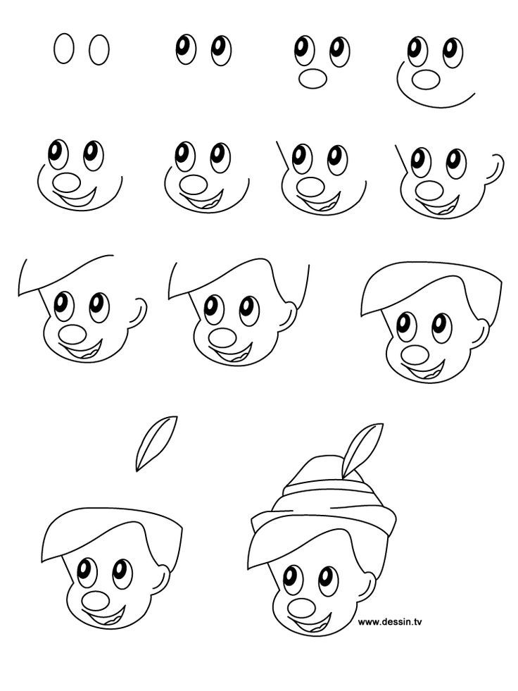 how to draw cartoon characters easy cartoon characters drawing at paintingvalleycom characters cartoon draw to how
