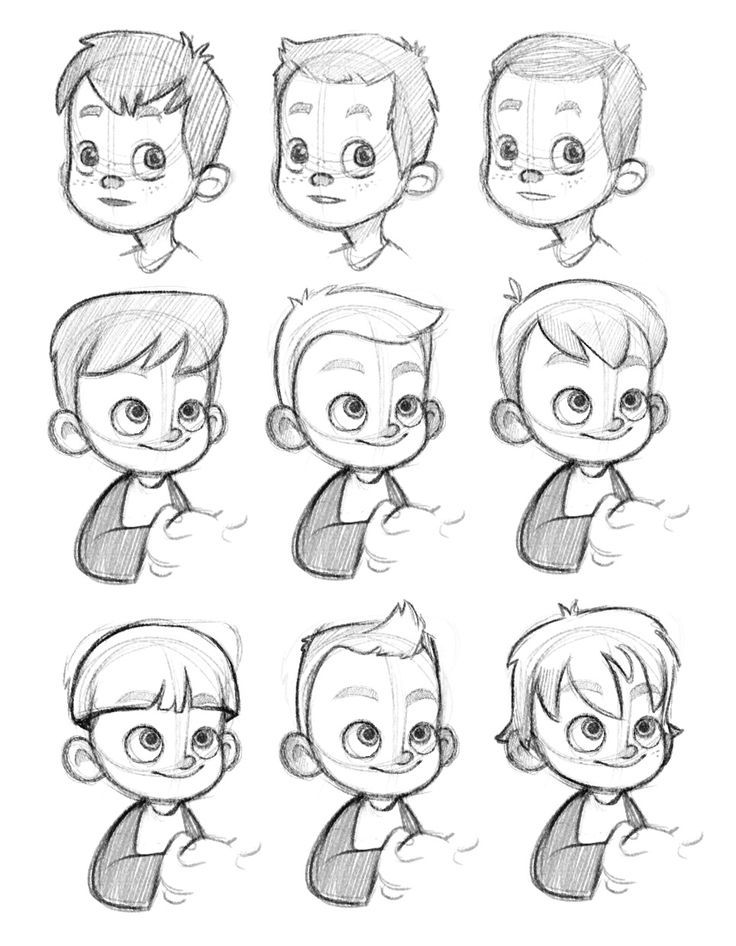 how to draw cartoon characters easy cartoons drawing at getdrawings free download characters draw how cartoon to