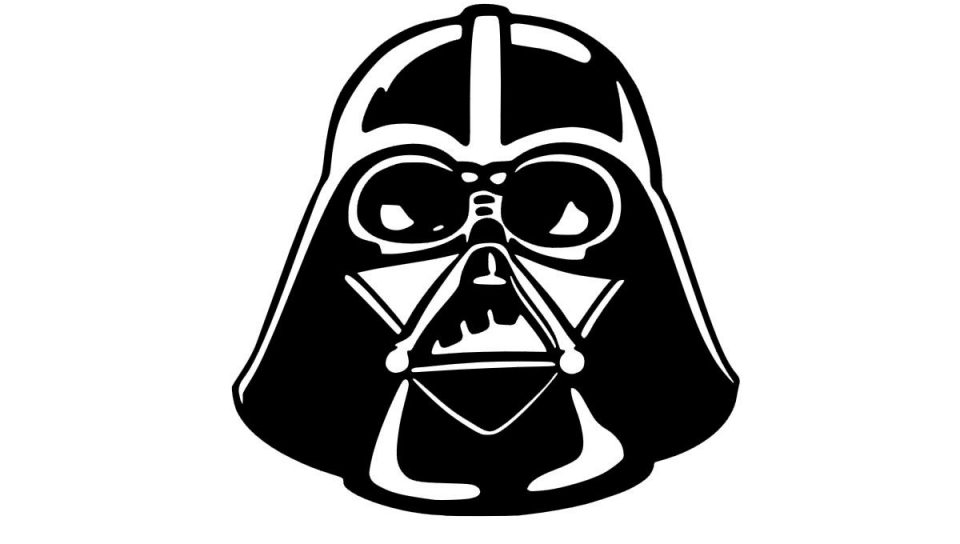 how to draw darth vader mask how to draw darth vader mask cut out free transparent mask how vader draw darth to