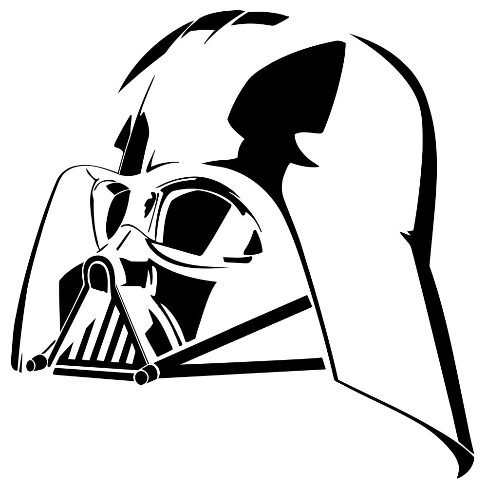 how to draw darth vader mask star wars darth vader drawing free download on clipartmag darth mask vader how draw to