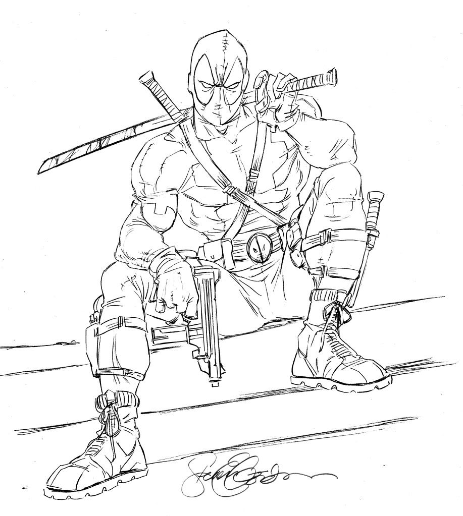 how to draw deadpool steven e gordon39s blog too long away from holmes draw to how deadpool