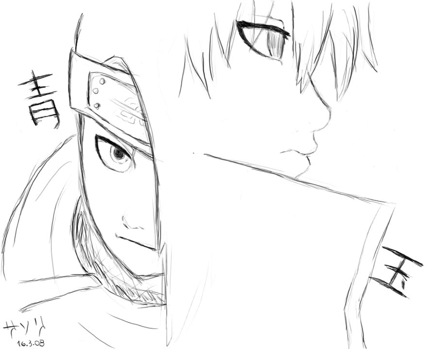 how to draw deidara the best free deidara drawing images download from 64 deidara draw to how