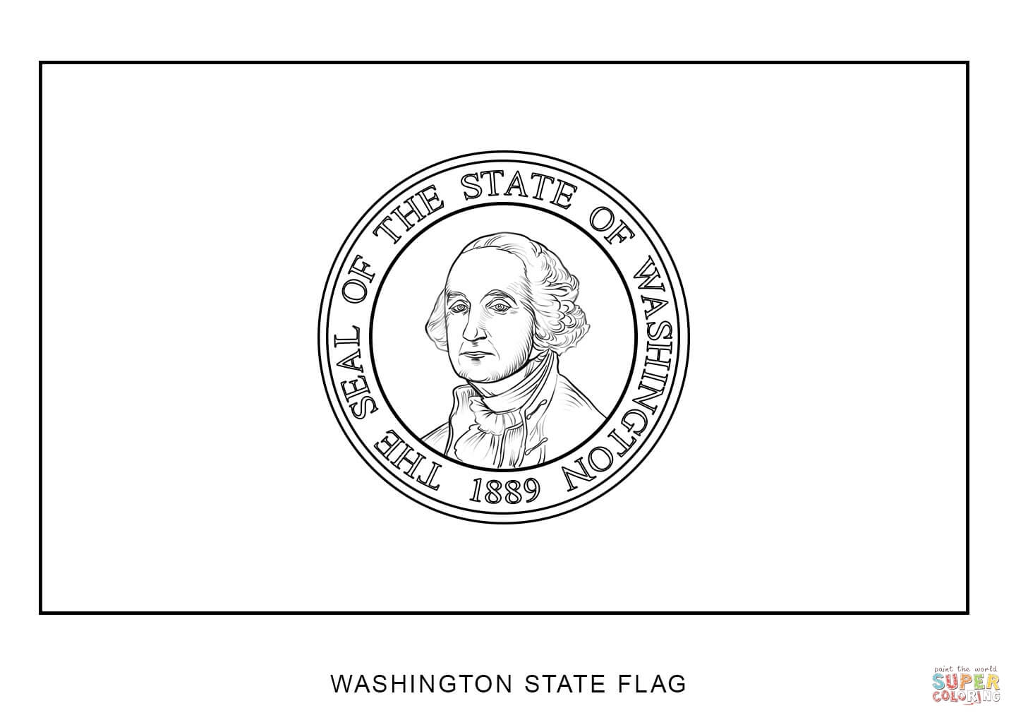 how to draw florida state flag washington state flag coloring page free printable state to how florida flag draw