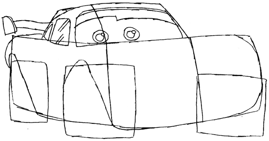 how to draw lightning mcqueen step by step how 2 do things how to draw lightning mcqueen from how step mcqueen step draw to by lightning