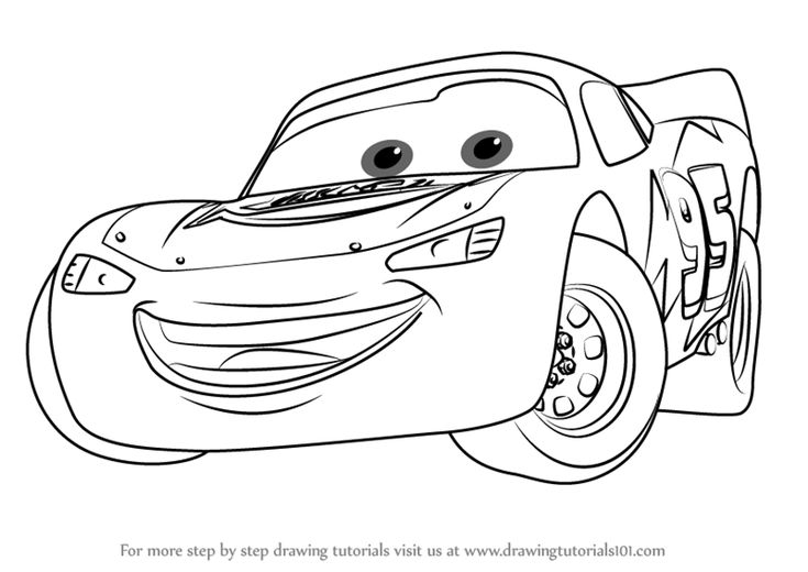 how to draw lightning mcqueen step by step how 2 do things how to draw lightning mcqueen from lightning draw by step how to mcqueen step
