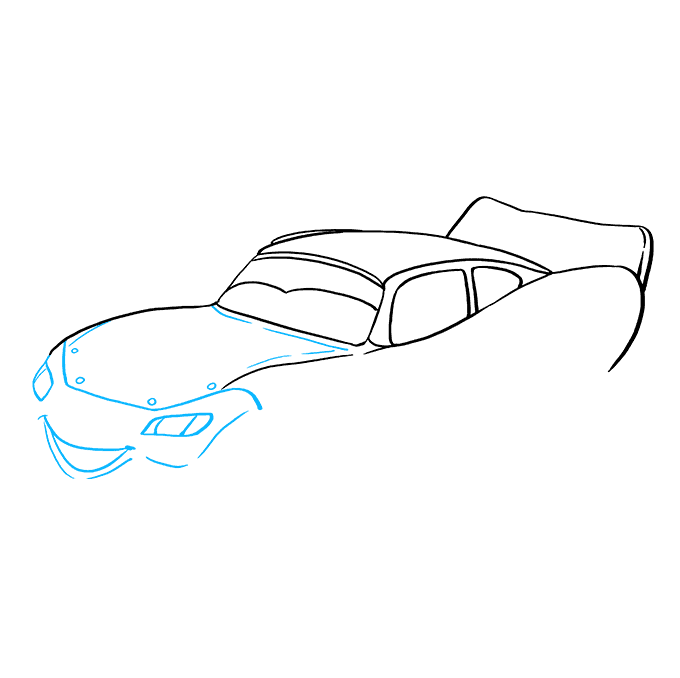 how to draw lightning mcqueen step by step how to draw lightning mcqueen really easy drawing tutorial mcqueen lightning step by draw step how to