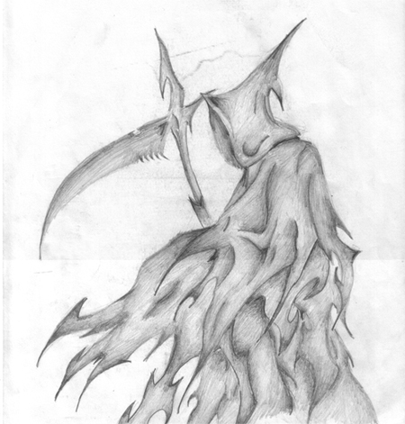 how to draw the grim reaper grim reaper drawing free download on clipartmag grim reaper draw how the to