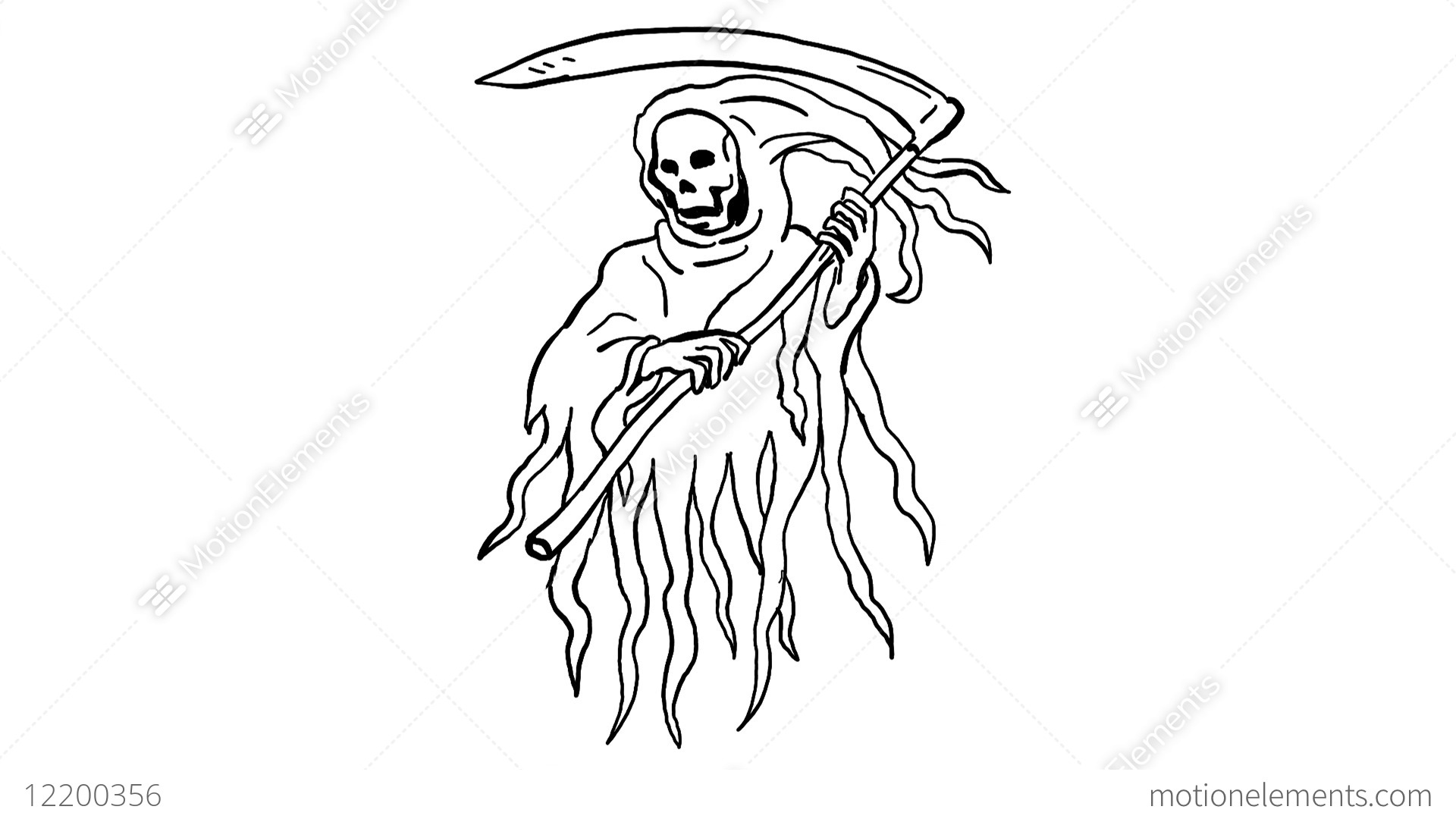 how to draw the grim reaper grim reaper line drawing at getdrawings free download draw how the grim to reaper
