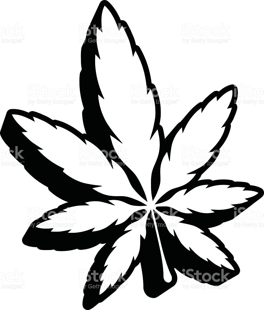 how to draw the weed leaf bud leaf drawing free download on clipartmag draw weed leaf the how to