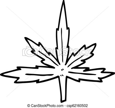 how to draw the weed leaf line drawing cartoon marijuana leaf to leaf weed draw the how