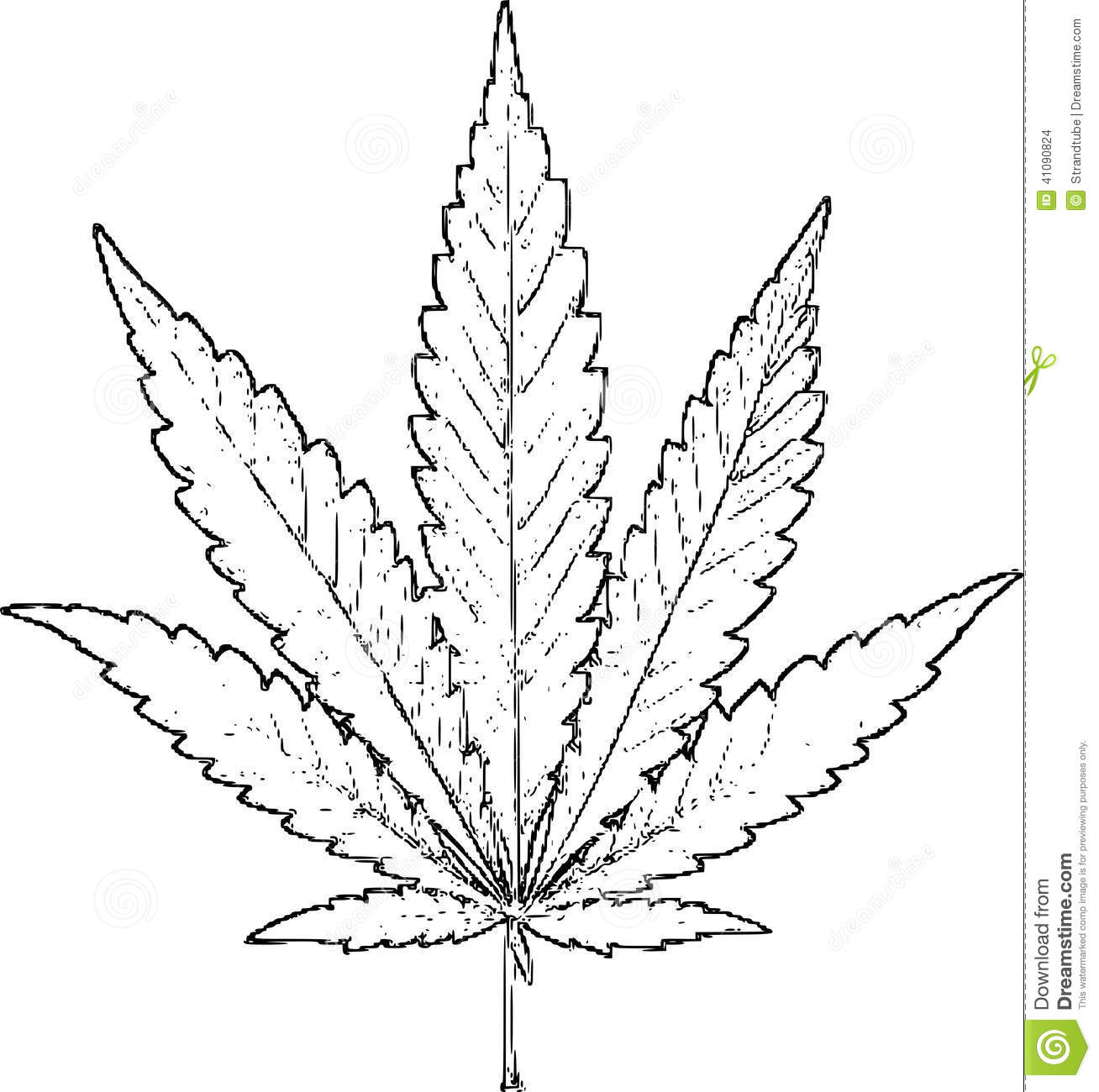 how to draw the weed leaf weed leaf drawing at getdrawings free download weed draw to leaf the how