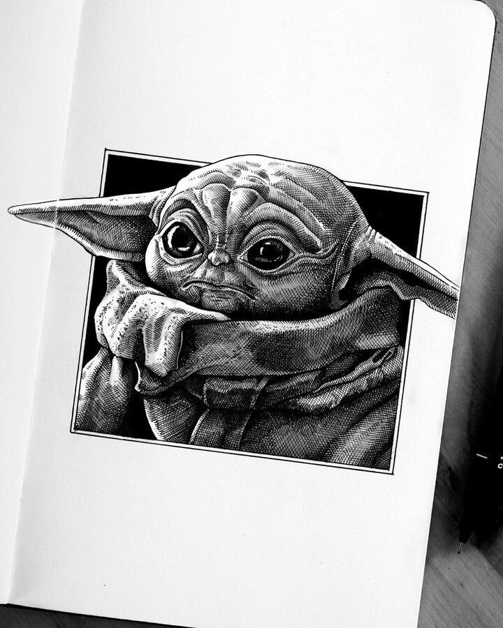 how to draw yoda with lightsaber how to draw yoda with lightsaber step by step drawing lightsaber with yoda draw how to