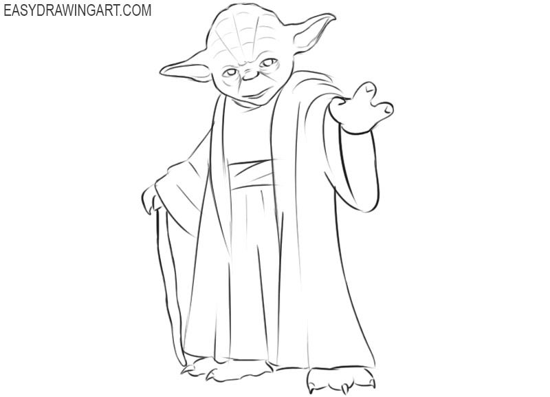 how to draw yoda with lightsaber master yoda by leatris on deviantart star wars art lightsaber yoda how draw with to