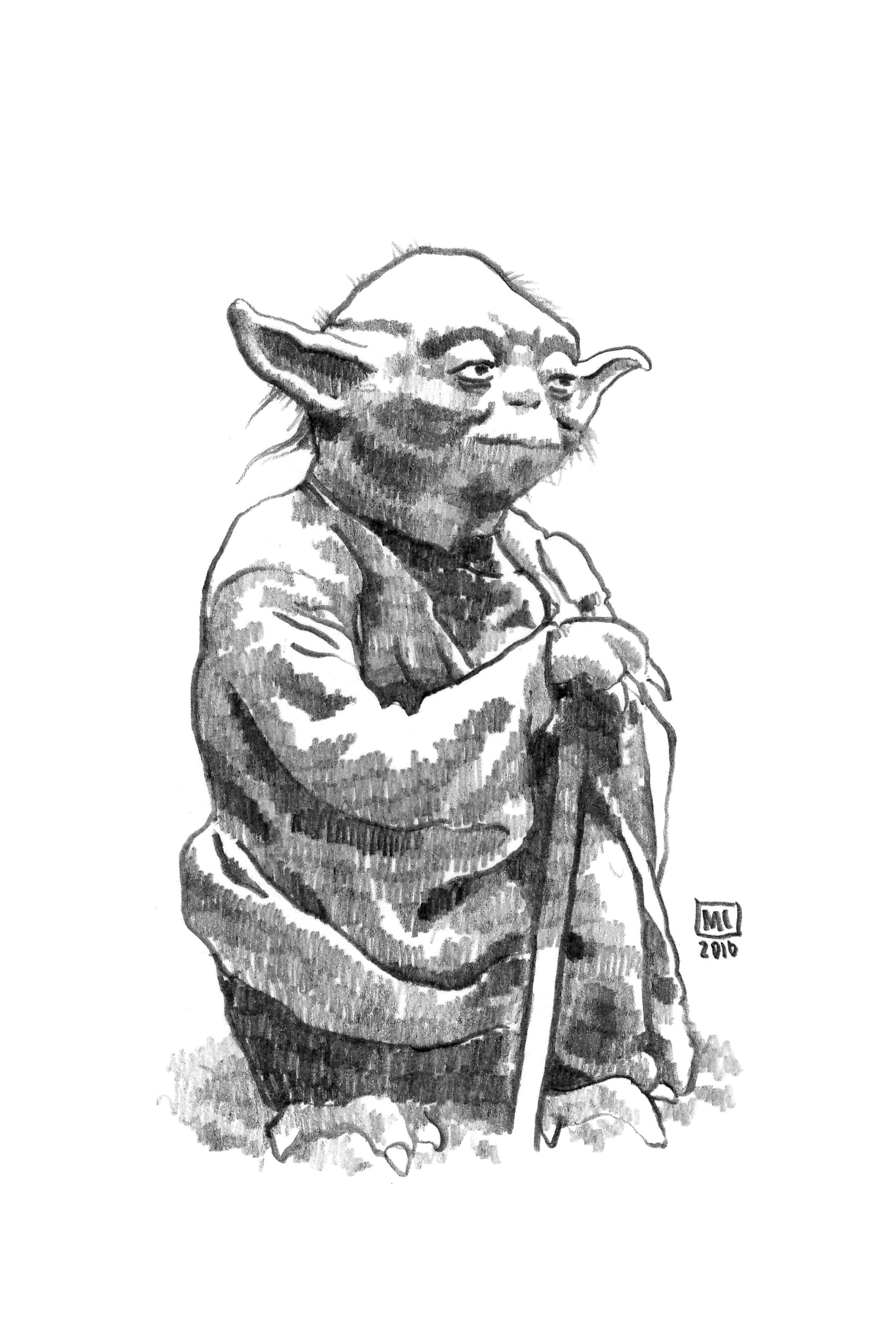 how to draw yoda with lightsaber master yoda drawing by t m rhyno draw how with yoda to lightsaber