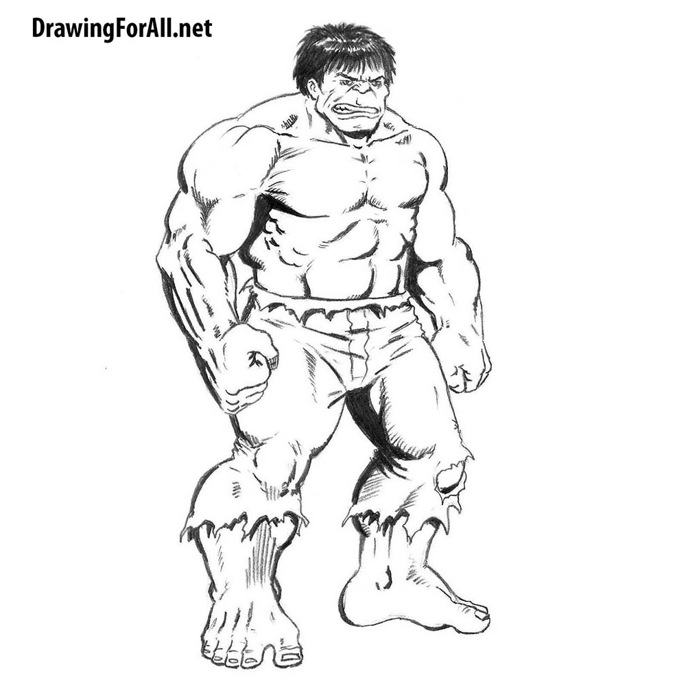 hulk drawing tutorial 20 easy tutorials hulk how to draw hulk do it before me hulk drawing tutorial