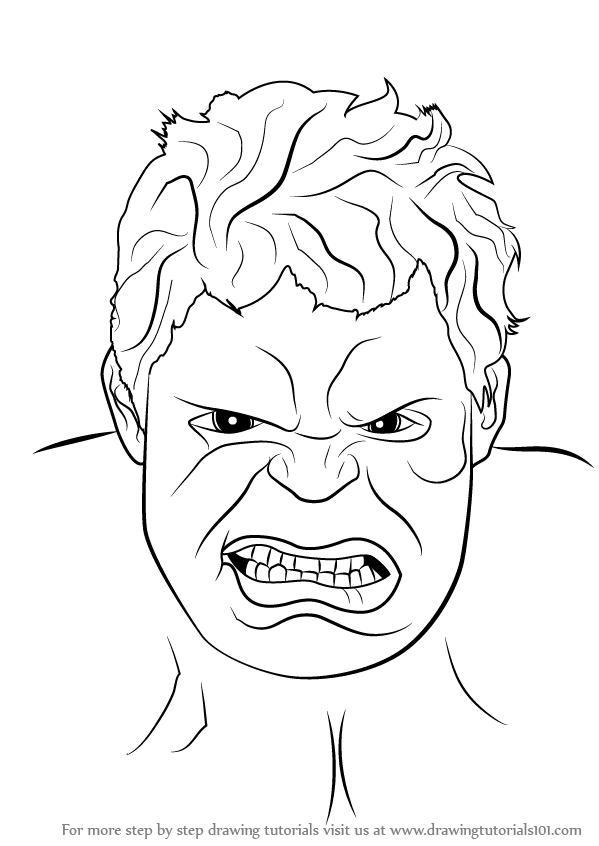 hulk drawing tutorial draw hulk how to draw hulk step by step pictures hulk tutorial drawing