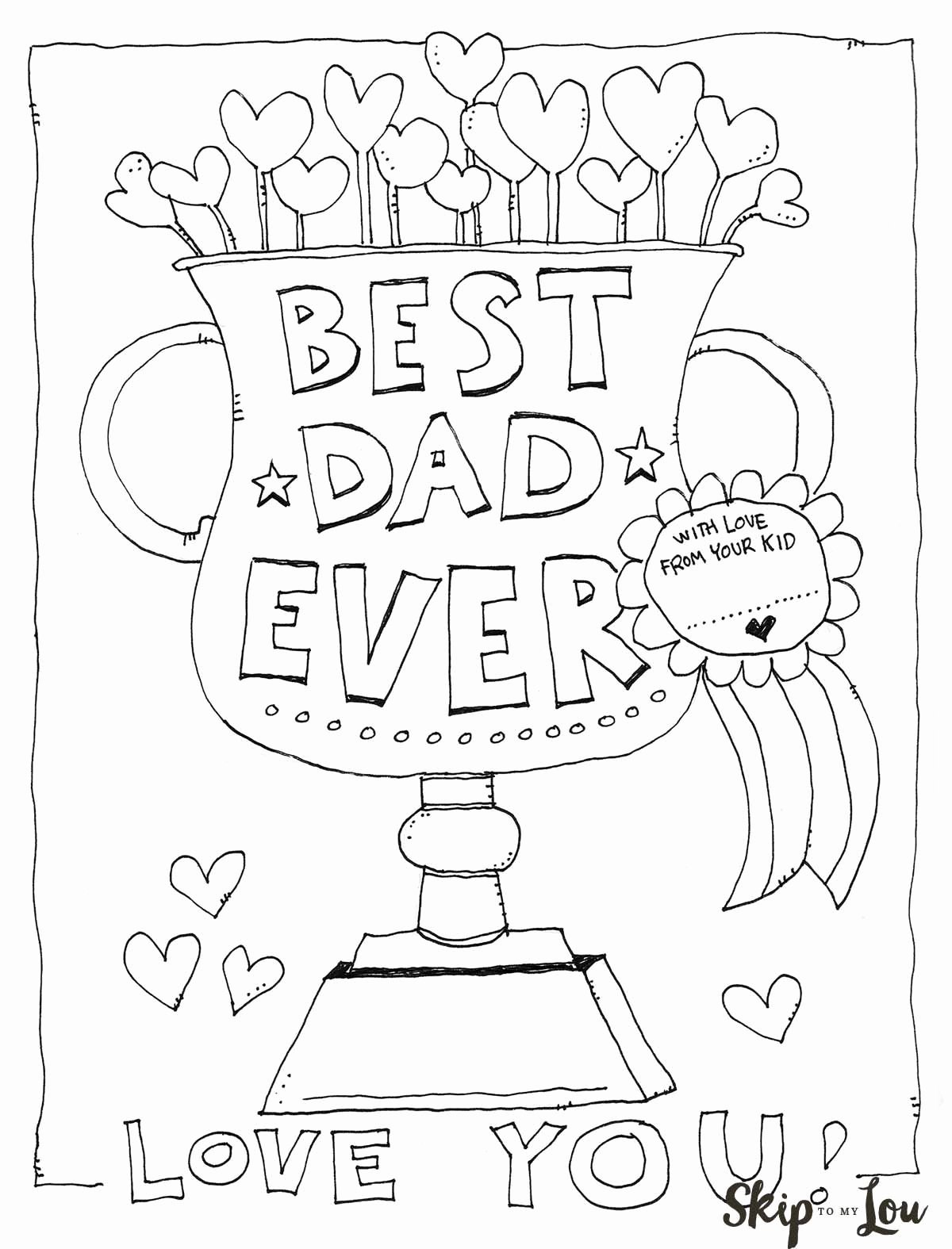 i love my daddy coloring pages happy father39s day clip art hubpages pages i my daddy coloring love