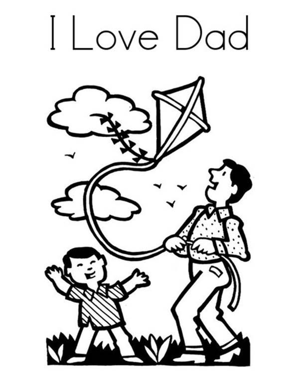 i love my daddy coloring pages i heart dad coloring page love coloring my i daddy pages