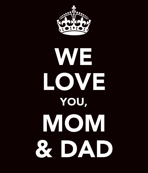 i love you mom and dad pictures hand drawn lettering quote i love you mom and dad stock dad mom love you and i pictures