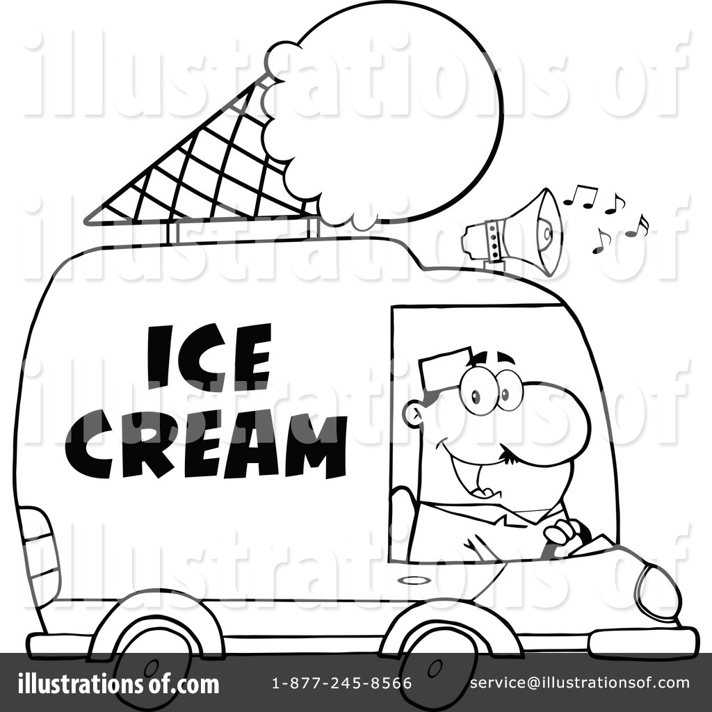 ice cream truck coloring free printable truck coloring pages for kids truck ice cream coloring