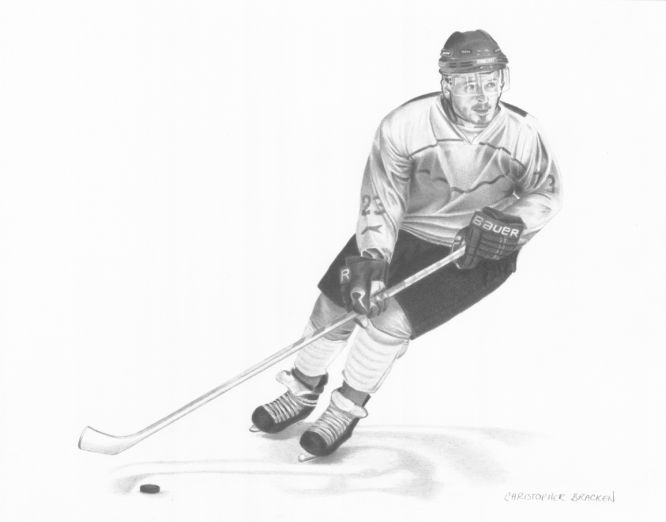 ice hockey player drawing hockey player coloring pages to download and print for free player drawing ice hockey