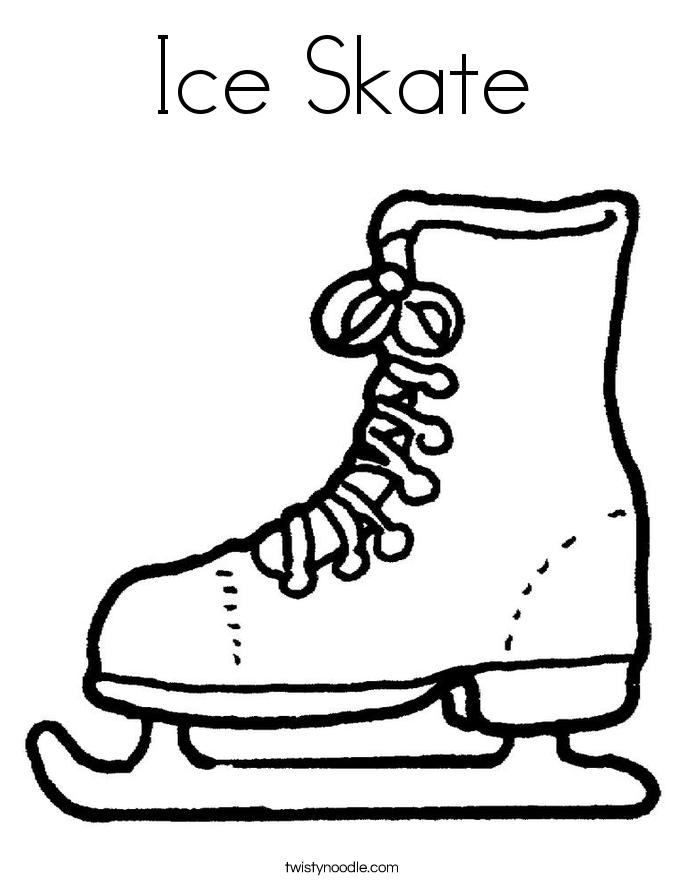 ice skating colouring pictures kids ice skating coloring pages coloring home colouring pictures skating ice