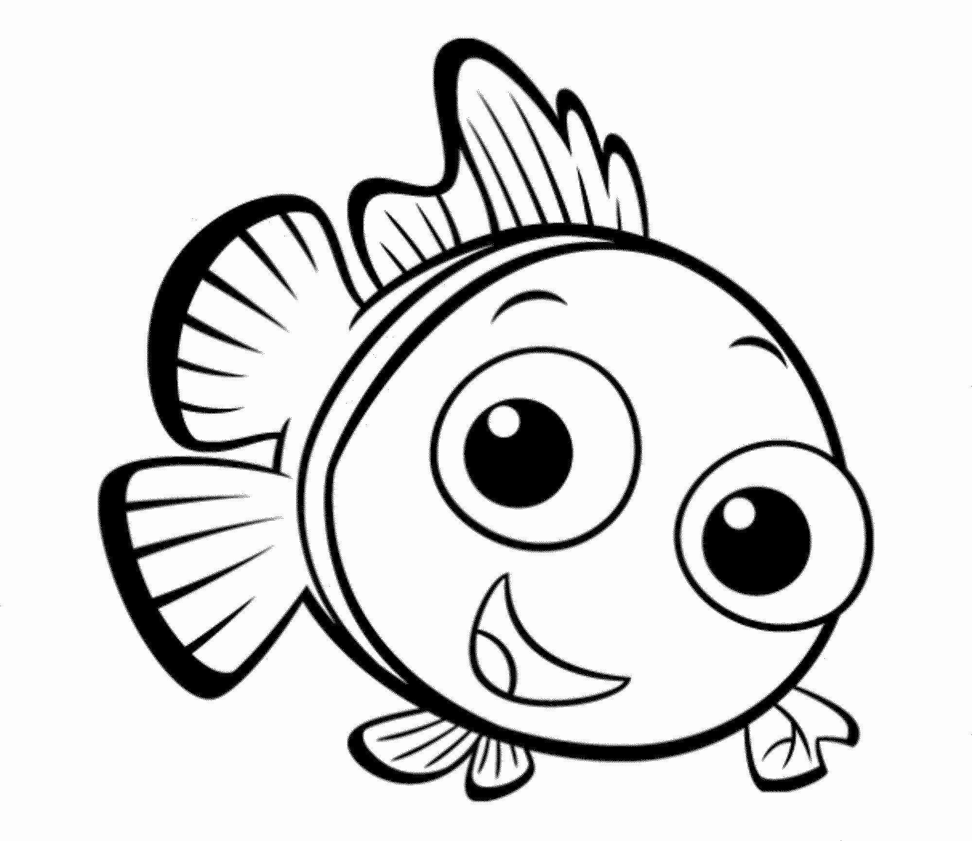images of fish for colouring bee coloring pages for kids preschool and kindergarten of fish for images colouring