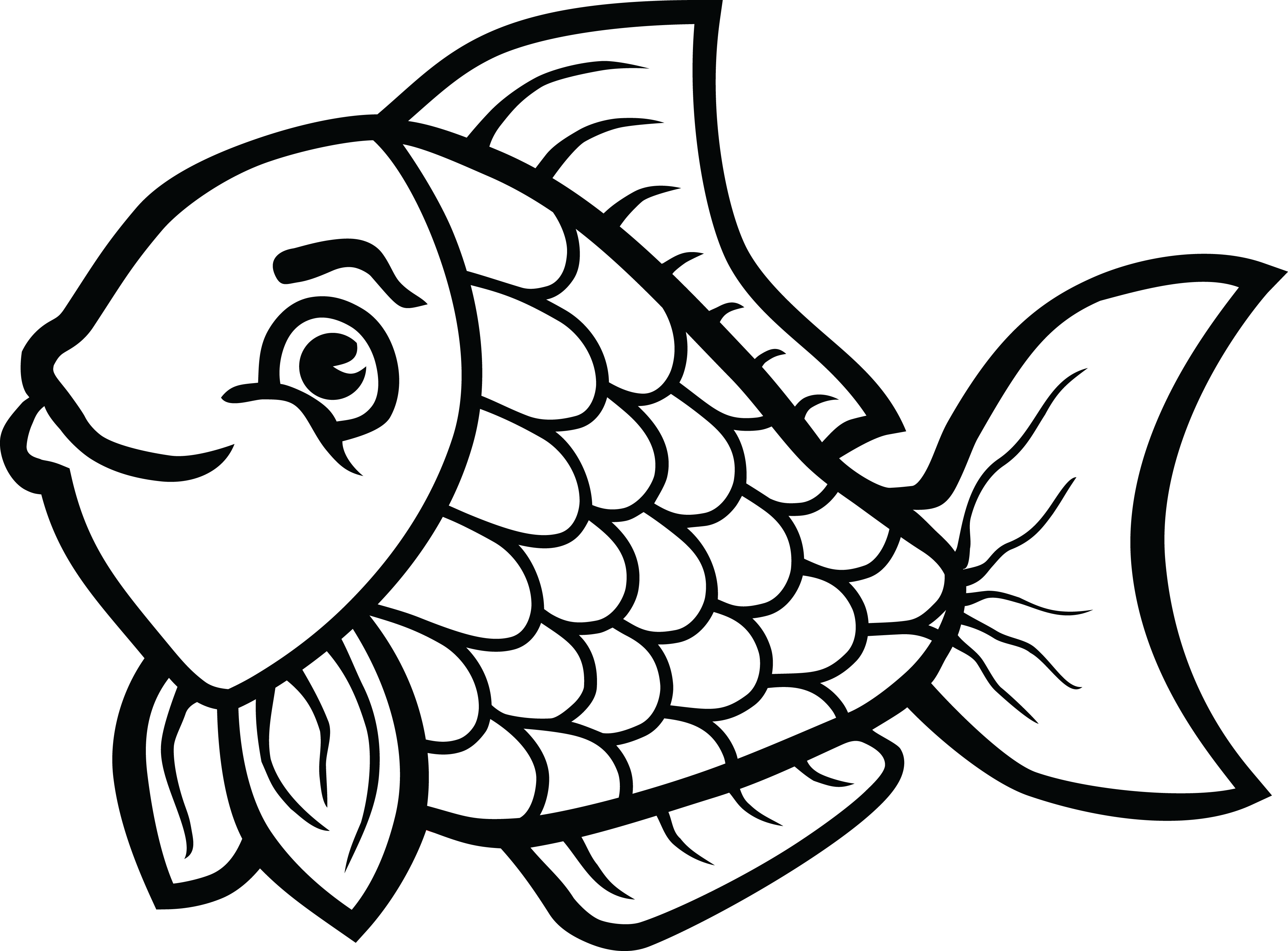 images of fish for colouring butterfly fish coloring pages at getcoloringscom free fish images of for colouring