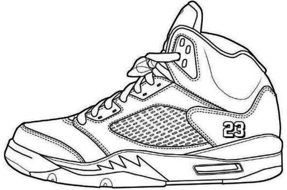 images of shoes to color running shoe coloring page at getcoloringscom free shoes to of images color