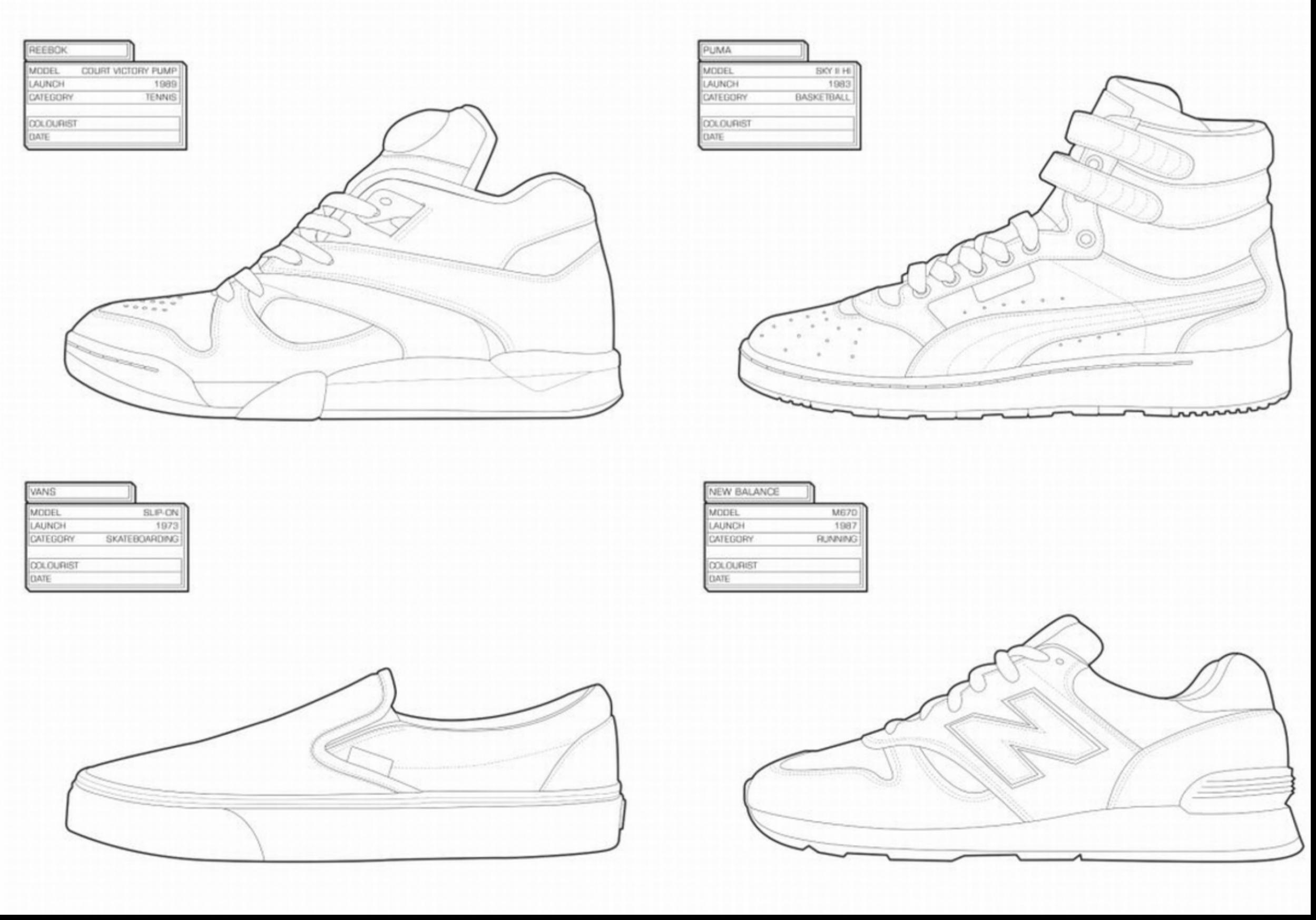 images of shoes to color shoes coloring pages getcoloringpagescom shoes of images color to