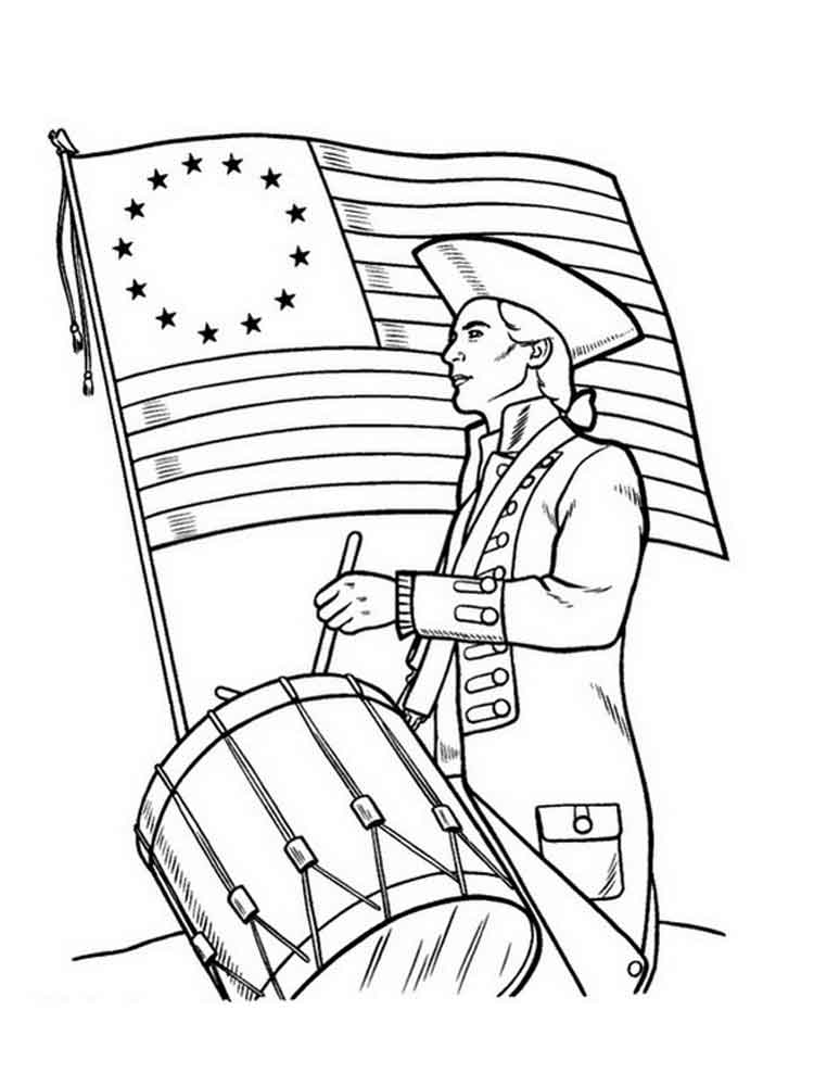 independence day coloring pictures happy independence day coloring pages for kids july 4 independence coloring day pictures
