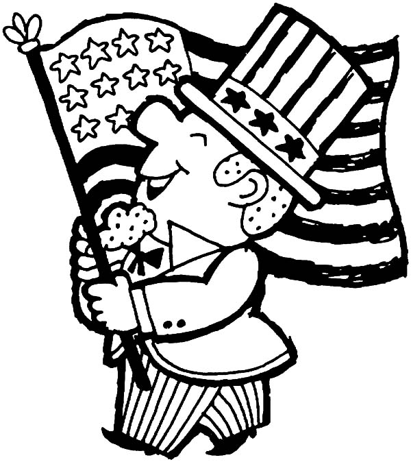 independence day coloring pictures independence day poster coloring page free printable independence day coloring pictures