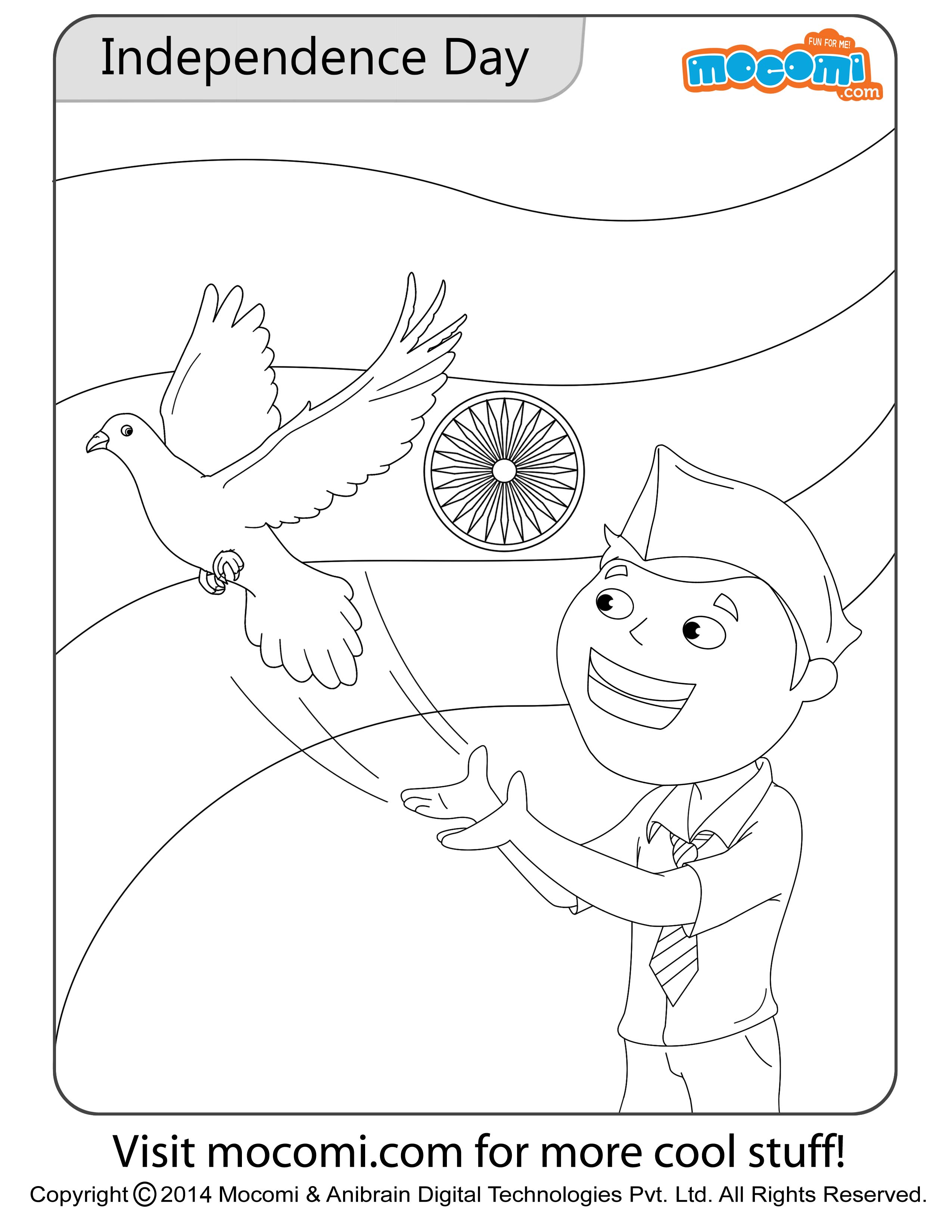 independence day coloring pictures july 4th doodle independence day coloring pages printable pictures coloring day independence