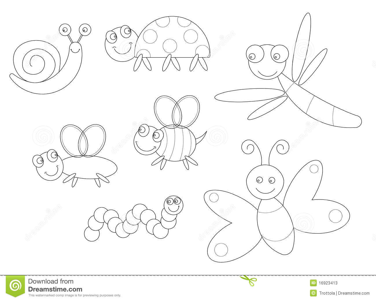 insects for coloring insect coloring pages 3 coloring pages to print insects for coloring