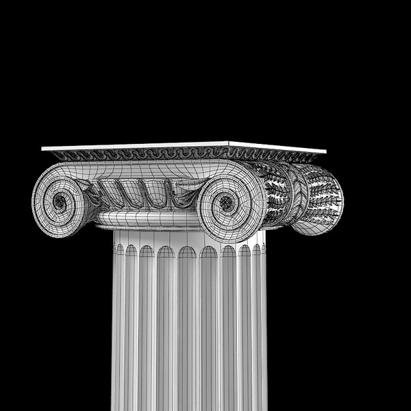 ionic columns about fluted ionic column capital fluted columns columns ionic