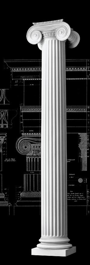 ionic columns round tapered columns tapered columns pacific columns inc columns ionic