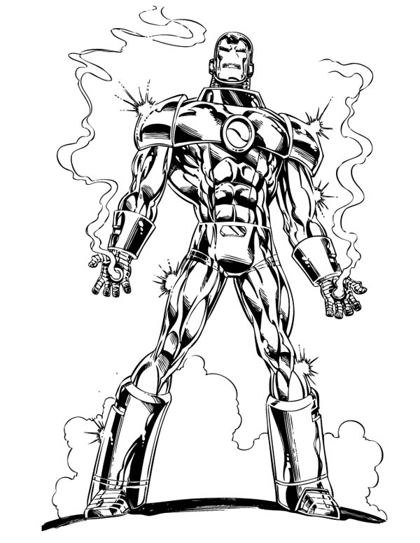 ironman printable coloring pages fighting iron man 37dc coloring pages printable coloring pages printable ironman
