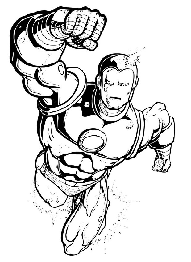 ironman printable coloring pages free easy to print iron man coloring pages tulamama coloring ironman pages printable