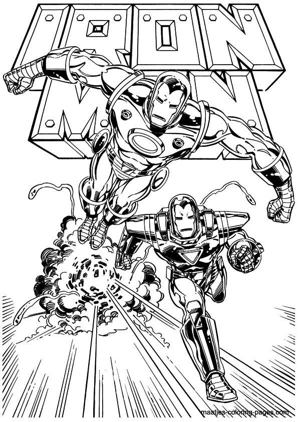 ironman printable coloring pages ironman coloring pages kidsuki printable ironman coloring pages