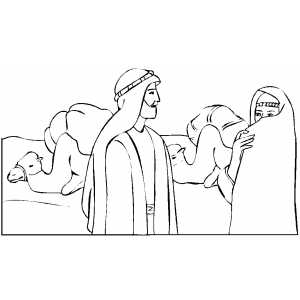 isaac and rebekah coloring pages 24 isaac and rebekah coloring pages collection coloring rebekah pages coloring isaac and