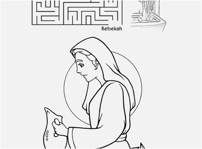 isaac and rebekah coloring pages isaac and rebekah coloring page awesome 24 isaac and and rebekah isaac coloring pages