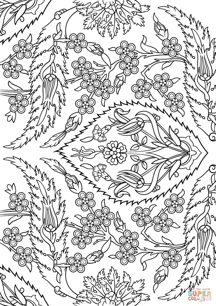 islamic art patterns to colour islamic art drawing at getdrawings free download to patterns art islamic colour