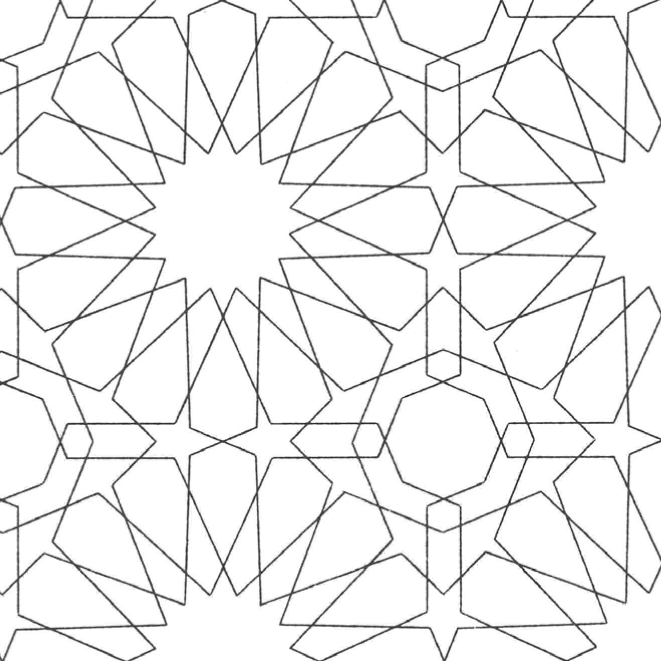 islamic art patterns to colour islamic geometric patterns coloring pages at getcolorings colour art to patterns islamic